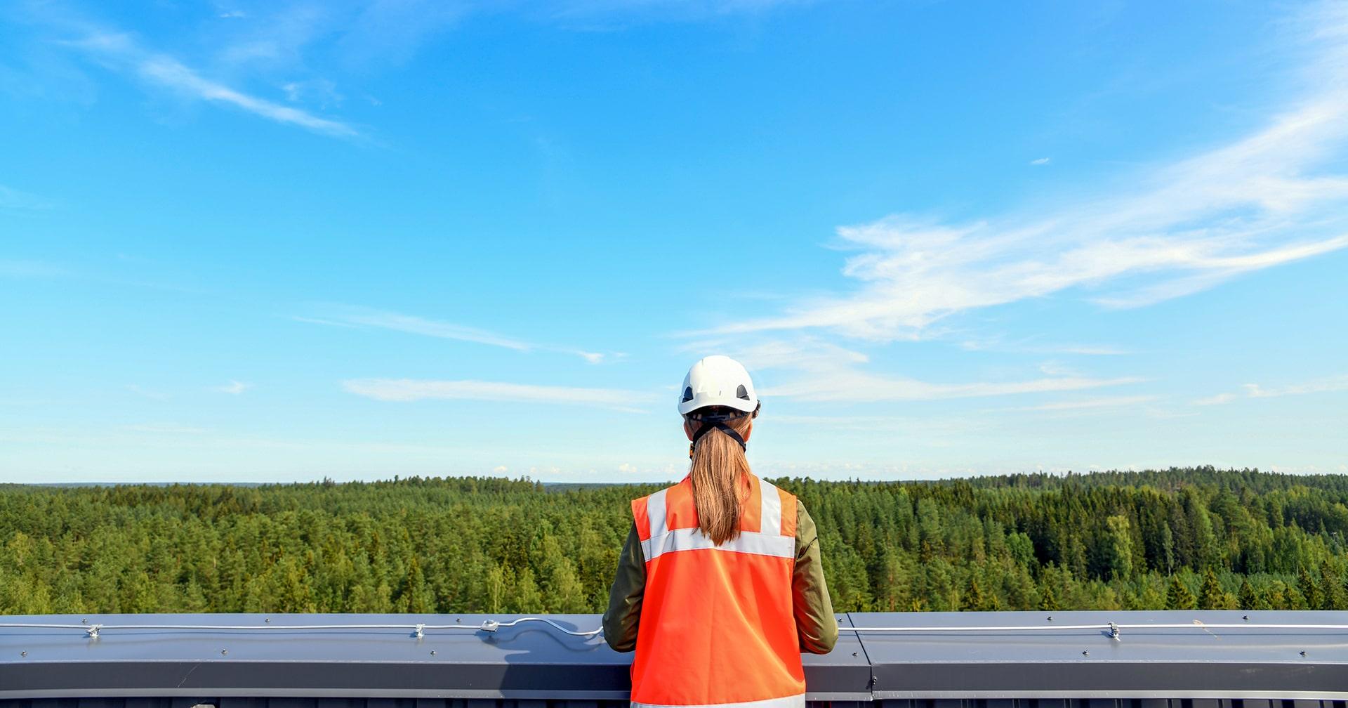 Ekovoimalaitoksen yhteyteen suunnitellaan hiilidioksidin talteenottoa ja metanointia polttoaineeksi.